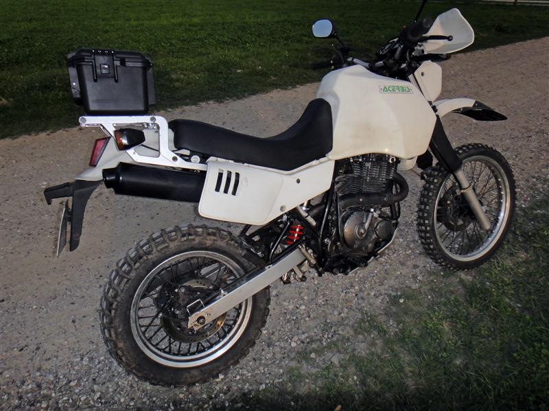 First post, incl  20 year old restored DR650 - www DRRiders com